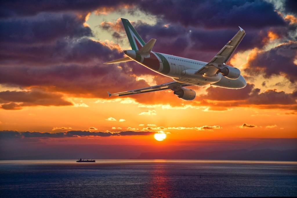 Alitalia Take Off 2016 L-s